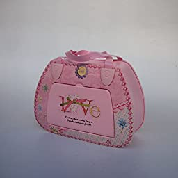 YONG Bag music boxes creative Ballet rotating music box