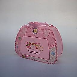 YONG Bag music boxes creative Ballet rotating music box