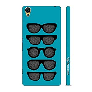 Enthopia Designer Hardshell Case Cool Spectacles Back Cover for Sony Xperia Z5