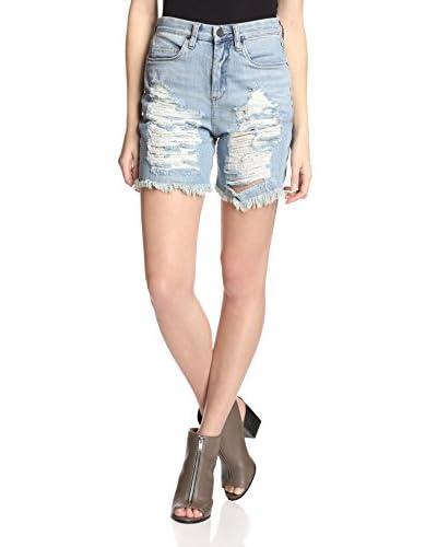 BLANKNYC Women's Denim Short