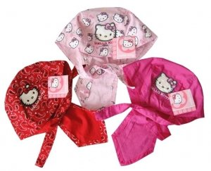 Hello Kitty Piraten Tuch