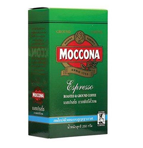 Roasted Coffee (250g) Moccona Espresso