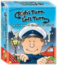 Right Turn, Left Turn by Playroom Entertainment - 1
