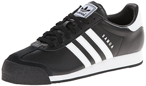 5078ed3e70354 adidas Originals Men's Samoa Retro Sneaker,Black/Running - Import It All