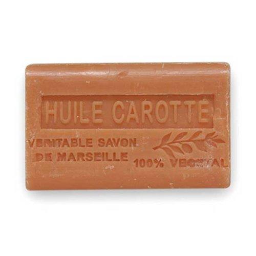 (南仏産マルセイユソープ)SAVON de Marseille キャロットオイルの香り(SP037)(125g)