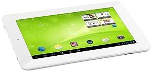 "TrekStor SurfTab ventos Tablette tactile 7"" (17,78 cm) ARM Cortex A9 Dual Core 1,5 GHz 8 Go Android Wi-Fi Blanc"