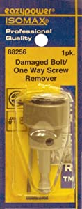 Eazypower 88256 Two-Inch Get It Out One Way/Rounded Screw Remover, .684-Inch #18