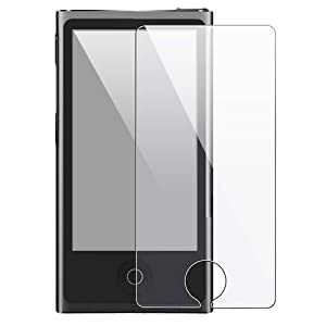 Everydaysource Compatible with Apple iPod Nano 7th Generation 3 pack of Reusable Screen Protector