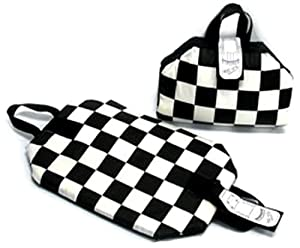 Lava Buns Heatedcooling Seat Cushion - Racing Buns from Vesture