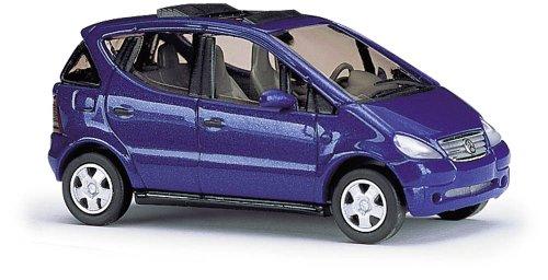Busch-48601-Mercedes-Benz-A-Klassefarblich-sortiert