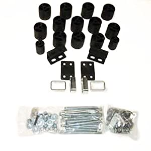Performance Accessories (693) Body Lift Kit for Dodge Dakota