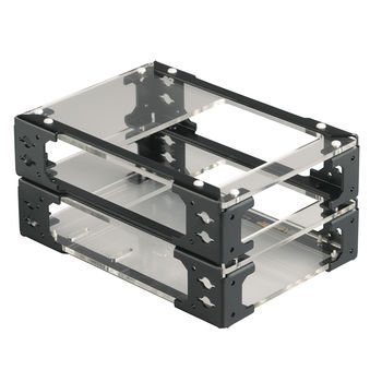 RadioShack Enclosure Project Skeleton Kit (Two-tray) - 1