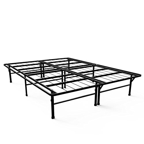 Zinus 14 Inch Smartbase Deluxe Mattress Foundation