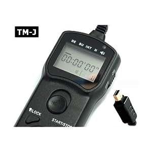 GSI Super Quality Multi-Function Timer Remote Control Shutter for Olympus SP-510 UZ, SP-550 UZ, SP-560 UZ, SP-565 UZ, SP-570 UZ, E400, E410,E420, E510, E520 Cameras, LCD Illuminated Screen, Exceeds the Olympus RM-UC1