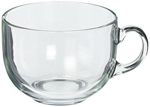 Serve Slow Cooker Spiced Mulled Wine in Luminarc Jumbo Mug, Set of 4