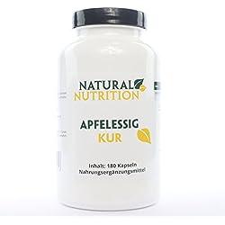 Mela Aceto Kur ( 100% naturale) Stimolante della digestione in capsule.