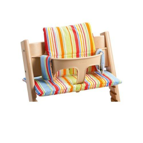 Stokke Tripp Trapp Cushion, Art Stripe