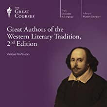 Great Authors of the Western Literary Tradition, 2nd Edition Lecture Auteur(s) :  The Great Courses Narrateur(s) : Professor Elizabeth Vandiver, Professor James A. W. Heffernan