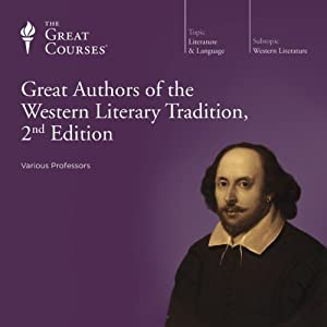 Great Authors of the Western Literary Tradition, 2nd Edition Vortrag