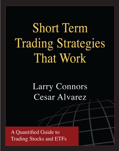 Short term currency trading strategies
