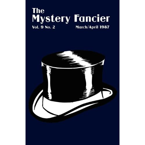 The Mystery Fancier (Vol. 9 No. 2) March/April 1987