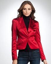 Heavy Stretch Single Button Jacket