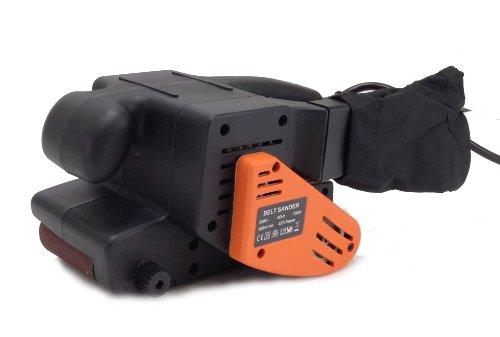 "Handheld Belt Sander 3"" X 18"" Dust Collection Electric Power Sanding Portable"