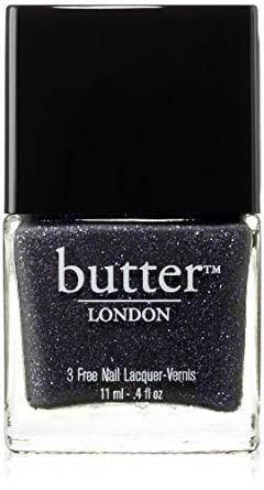 butter LONDON Nail Lacquer, Purple Shades, No More Waity Katie