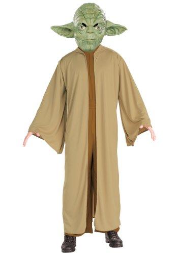 Yoda Costume - Medium (Yoda Halloween Costume)