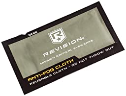 Revision Military Anti-Fog Cloth-Pack of 3