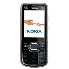 Nokia 6220 classical black (UMTS, HSDPA, Quadband, 5 MP, MP3 Player, UKW Radio; GPS) Handy ohne Branding