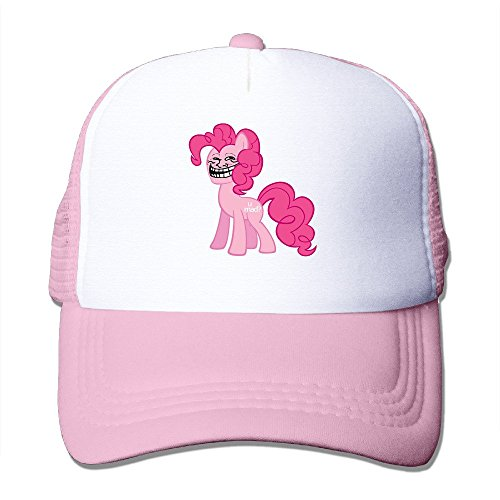 MZONE Unisex Two-toned Cap Hat You Mad Bro Pinkie Pie Sun Visor Cap Pink (Pinkie Cast compare prices)