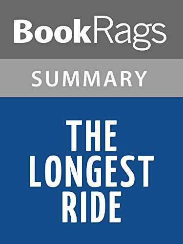 BookRags - The Longest Ride by Nicholas Sparks l Summary & Study Guide (English Edition)