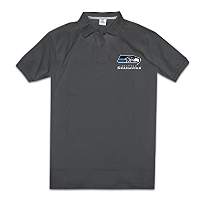 Men's Seattle Seahawks Customize Polo Shirt