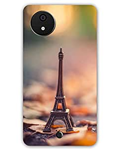 Hugo Micromax Canvas A1 Back Cover Hard Case Printed