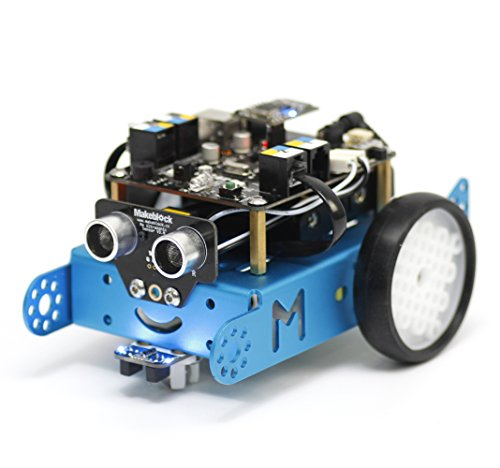 Eleduino Makeblock Arduino mBot Educational Robot Kit Blue (Bluetooth Version)