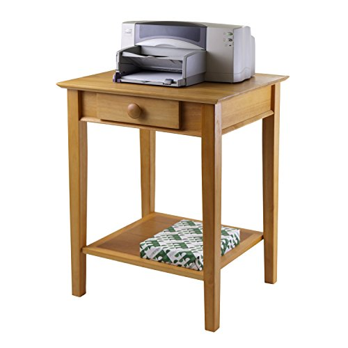 Wooden Printer Tables ~ Item description
