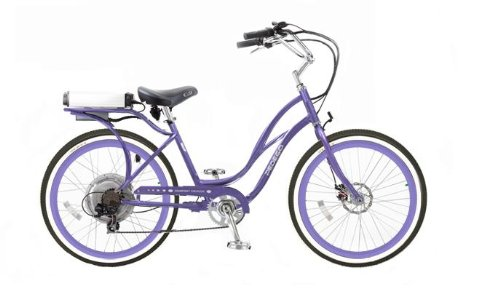 Pedego Step-Through Cruiser Electric Bicycle