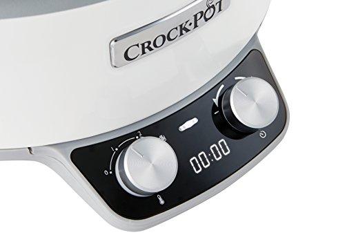 Crock-Pot-CSC027X-6-l-DuraCeramic-Saut-Schongarer