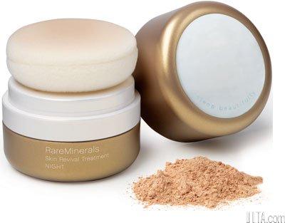 Bare Escentuals Rare Minerals Night Skin Revival Treatment (Small Size)