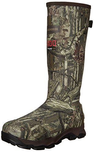 LaCrosse Men's 4Xburly 800G Hunting Boot,Mossy Oak Infinity,13 M US (800 Gram Insulated Boots compare prices)