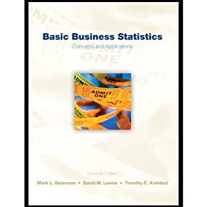 VangoNotes for Basic Business Statistics, 11/e | [Mark L. Berenson, David M. Levine, Timothy C. Krehbiel]
