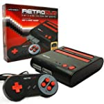 Consola Retroduo Snes-Nes, Color Rojo...