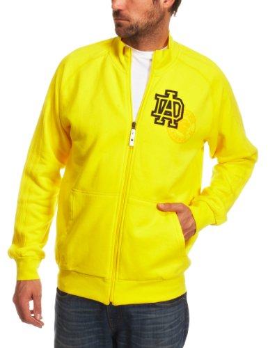 Adidas Varsity Track Men's Sweatshirt Sun Small
