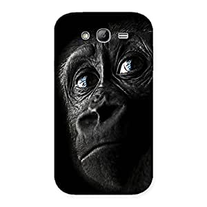 Cute King Kong Blue Eyes Back Case Cover for Galaxy Grand Neo Plus