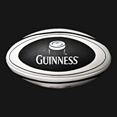 Guinness Stress Rugby Ball Small