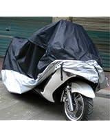 Rupse - Haute Qualité Housse de Protection Waterproof étanche pour Moto Scooter 245x105x125cm