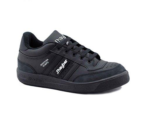 J-Hayber New Olimpo, Sneaker Uomo, Nero, 42