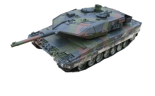 Hobby Engine Premium Label Leopard 2A5 Battle Tank