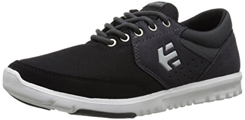 Etnies Men's Marana Sc Skateboarding Shoe, Black/Dark Grey, 9 M US